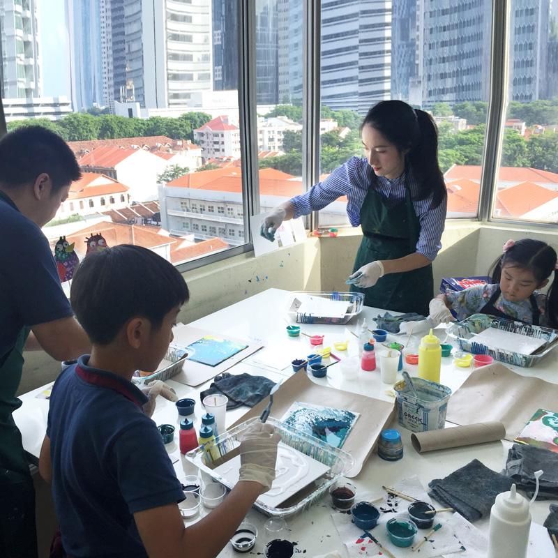 Fun with Colours! Parent,Child Workshop